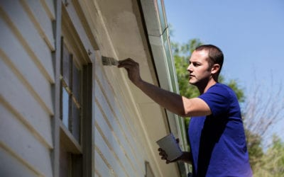 Why Should You Hire Professionals for Exterior House Painting?